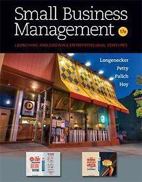 ACCESS CODE FOR EBOOK---Small Business Management, 17th: Leslie E. Palich,
