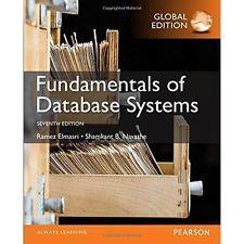 INTERNATIONAL EDITION---Fundamentals of Database Systems, 7th edition: Ramez Elmasri and Shamkant B...