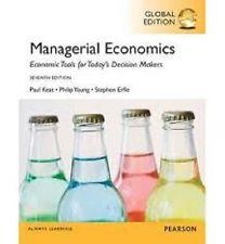 INTERNATIONAL EDITION---Managerial Economics : Economic Tools for: Philip K. Y.