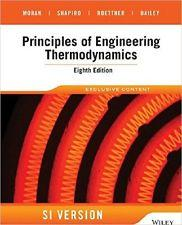 INTERNATIONAL EDITION---Fundamentals of Engineering Thermodynamics, 8th edition: Michael J. Moran
