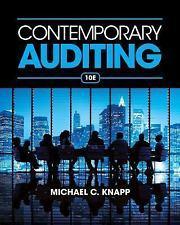 Contemporary Auditing, 10th edition: Michael C. Knapp