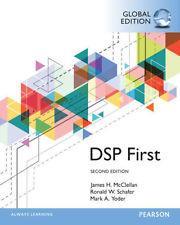 INTERNATIONAL EDITION---DSP First, 2nd edition: James H. McClellan
