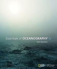 Essentials of Oceanography, 7th edition: Tom S. Garrison