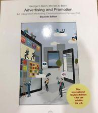 INTERNATIONAL EDITION---Advertising and Promotion: An Integrated Marketing: George E Belch