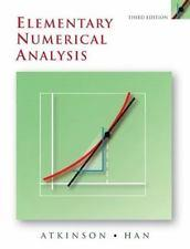 Elementary Numerical Analysis, 3rd edition: Kendall Atkinson and