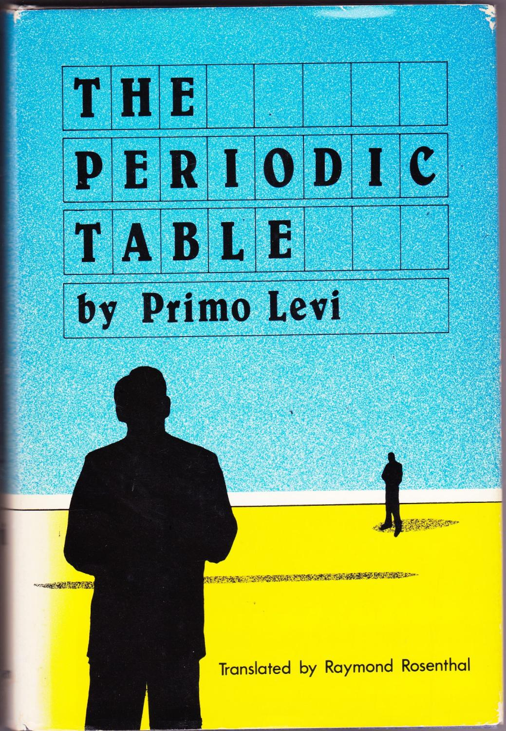 The periodic table by levi primo abebooks gamestrikefo Choice Image