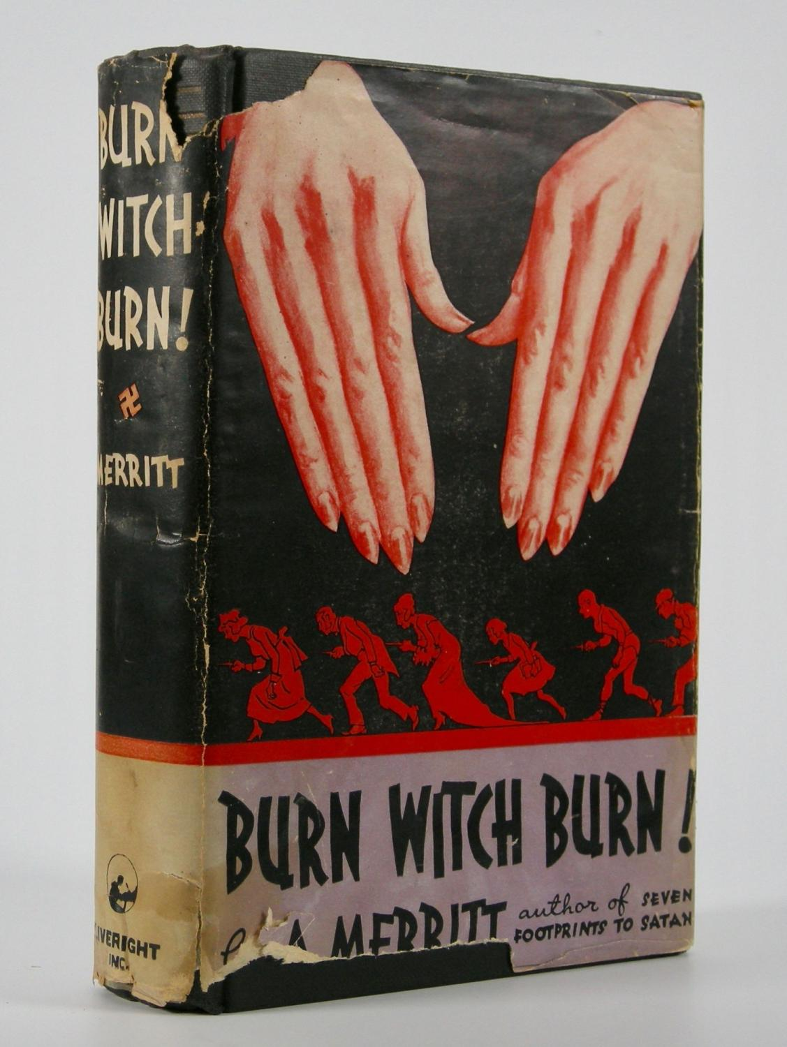 Burn Witch Burn! Merritt, A.
