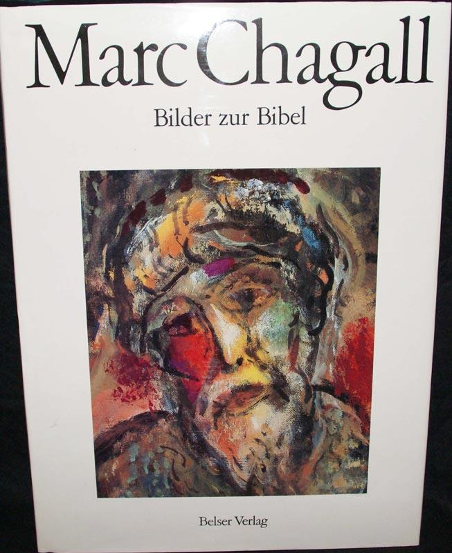 marc chagall die bilder zur bibel zvab. Black Bedroom Furniture Sets. Home Design Ideas