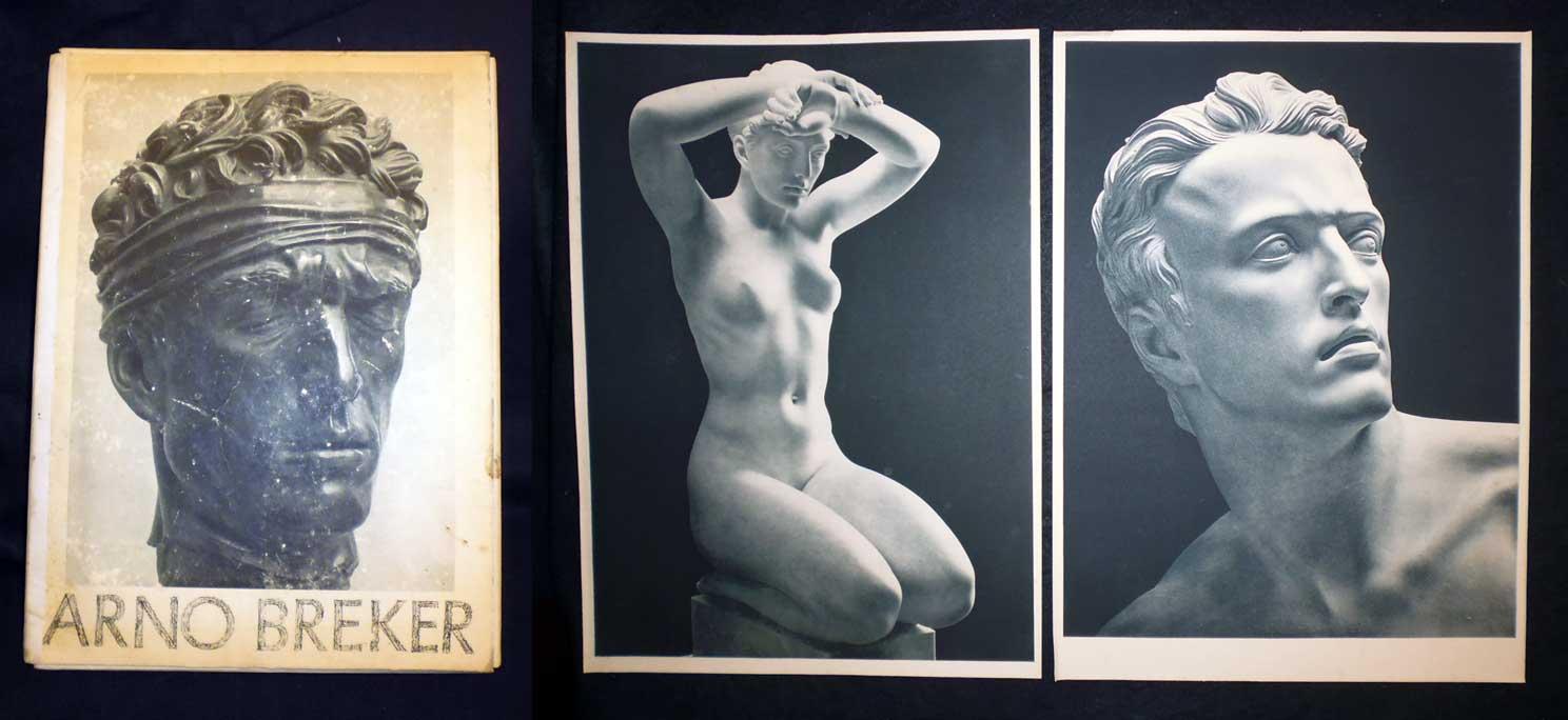 Graf Luckner Fotographie Charlotte Rohrbach Arno Breker