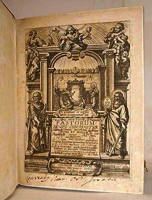Hortus Pastorum In Qvo Continetvr omnis doctrina: MARCHANTIUS, Jacob.