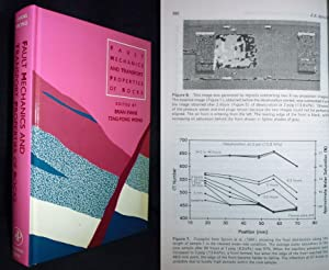 Fault Mechanics and Transport Properties of Rocks. A Festschrift in Honor of W.F. Brace.