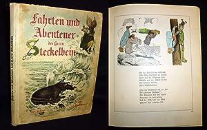 Fahrten und Abenteuer des Herrn Steckelbein. Eine: KELL, Julius.