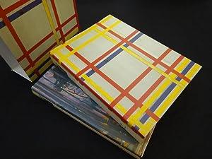 Piet Mondrian. Catalogue Raisonné. 3 Bde. in: Welsh, Robert P.;