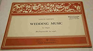 Wedding Music for Organ (Bryllupsmusikk for orgel).