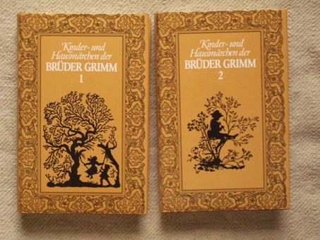 Kinder- und Hausmärchen der Brüder Grimm (2: Rölleke, Heinz (Hrsg.):