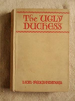 The Ugly Duchess. Translated by Willa and Edwin Muir.