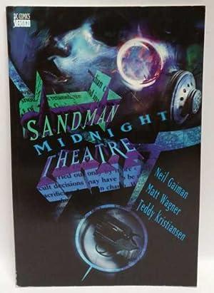 Sandman Midnight Theatre: Neil Gaiman; Matt