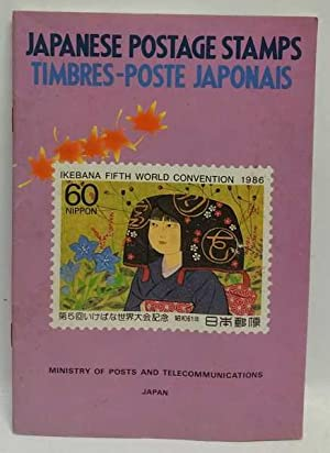 Japanese Postage Stamps / Timbres-Poste Japonais: Ministry of Posts