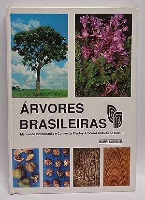 Arvores Brasileiras: Manual de Identificacao e Cultivo: Harri Lorenzi