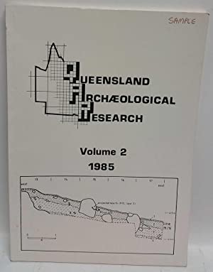 Queensland Archaeological Research Volume 2, 1985