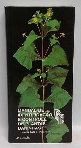 Manual de Identificacao e Controle de Plantas: Harri Lorenzi