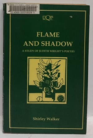 Flame and Shadow: A Study of Judith: Shirley Walker