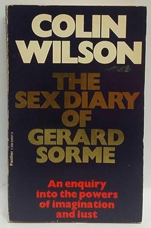 The Sex Diary of Gerard Sorme: An: Colin Wilson