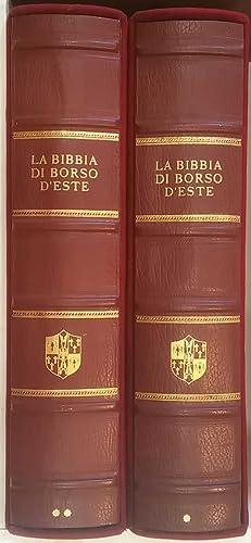 La Bibbia di Borso d'Este: Giovanni Treccani degli