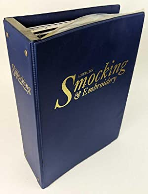 Australian Smocking & Embroidery (11 Volumes, Odd Early Issues)