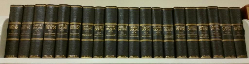 The Works of Charles Dickens (National Library Edition in Twenty Volumes): Charles Dickens