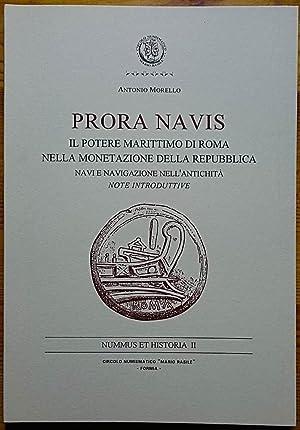 Prora Navis. Il Potere Marittimo di Roma: MORELLO A