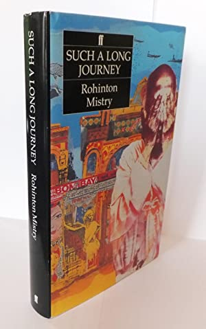 such a long journey Such a long journey circa 1971, gustad noble lives in a one bedroom hall rented apartment in byculla, bombay he travels to work everyday by central railway to victoria terminus and walks to flora fountain to.