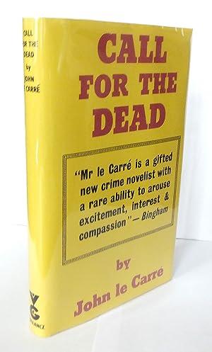 Call For The Dead: John Le Carre