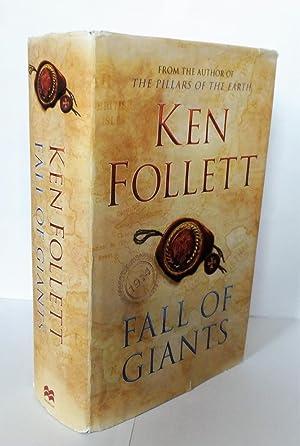 Fall of Giants [signed]: Ken Follett