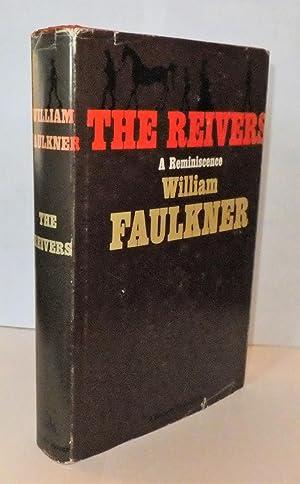 The Reivers [signed]: William Faulkner
