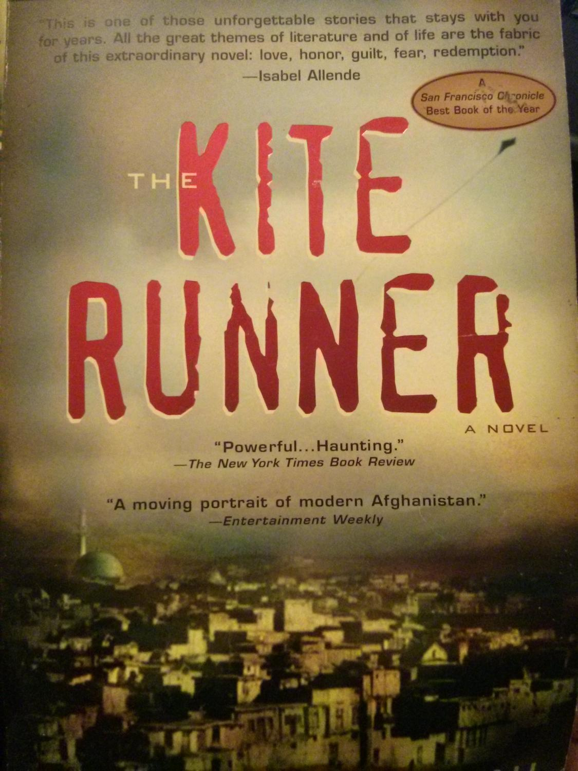 kite runner by hosseini first edition