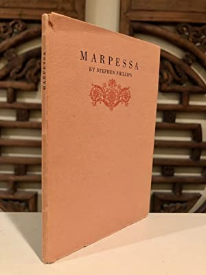 Marpessa Together with a Foreword by James S. Johnson