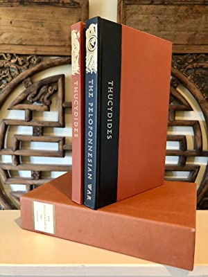 The History of the Peloponnesian War. Two volumes with slipcase. In the Richard Crawley Translati...