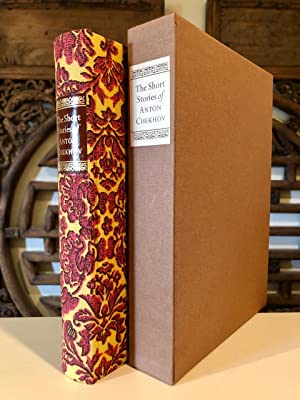 The Short Stories of Chekhov -- WITH original glassine dust jacket Selected and Introduced by Hel...