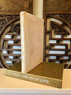 The Art of Love -- WITH glassine dust jacket and newsletter Translated by B. P. Moore Illustrated...
