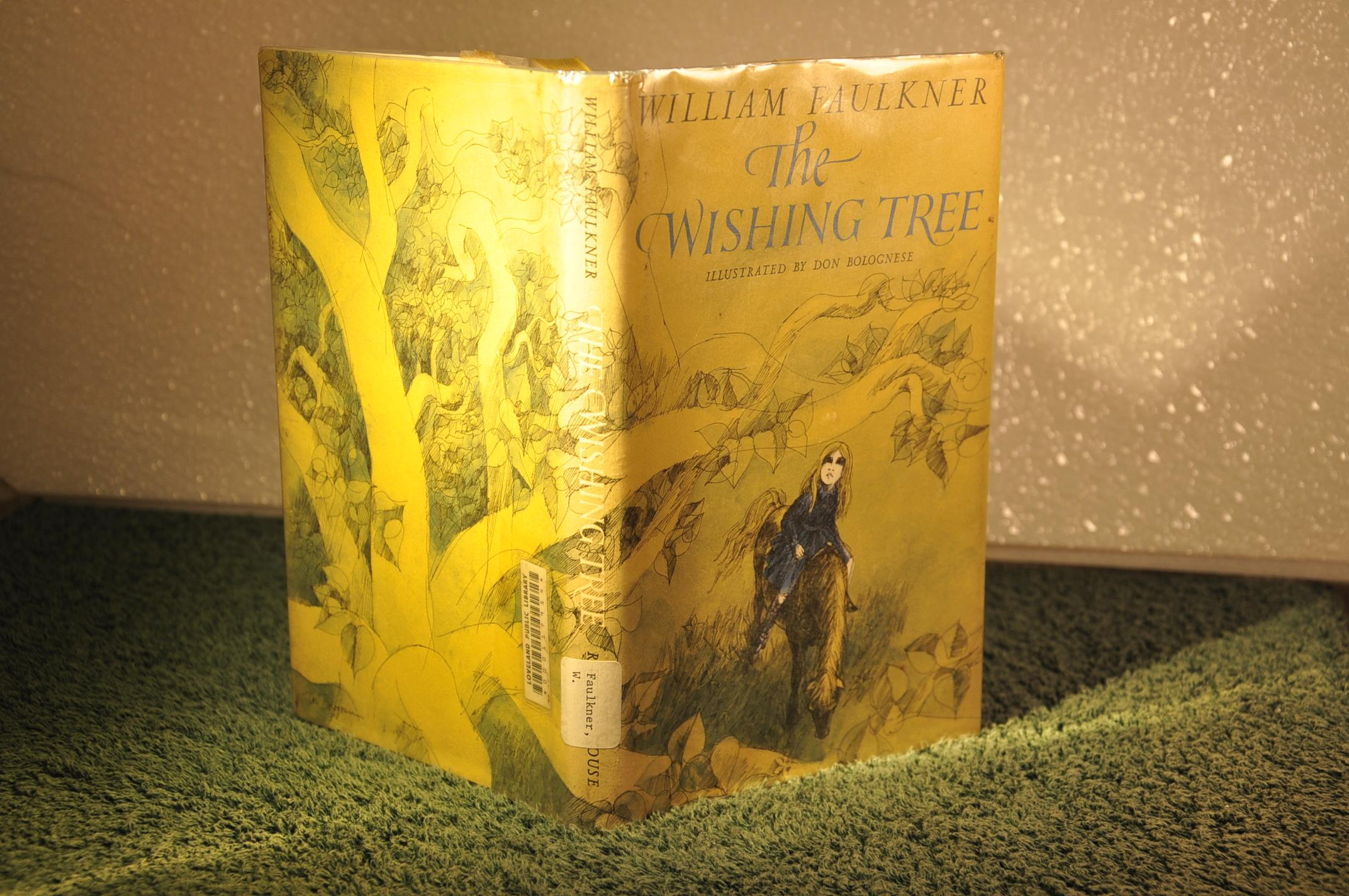 The wishing tree by william faulkner abebooks fandeluxe Images