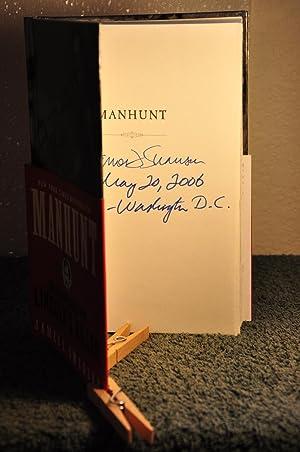 Manhunt: the Twelve-Day Chase for Lincoln's Killer: Swanson, James L.