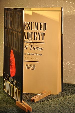 Presumed Innocent :A Novel **SIGNED**: Turow, Scott
