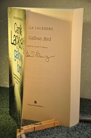 The Gallows Bird **SIGNED**: Lackberg, Camilla