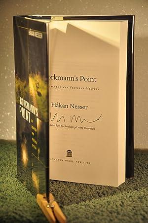 Borkmann's Point: An Inspector Van Veeteran Mystery: Nesser, Hakan
