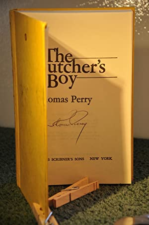 The Butcher's Boy **SIGNED**: Perry, Thomas