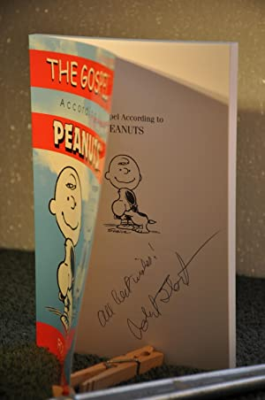 The Gospel According to Peanuts: Thirty-Fifth Anniversary Edition **SIGNED**: Short, Robert L.