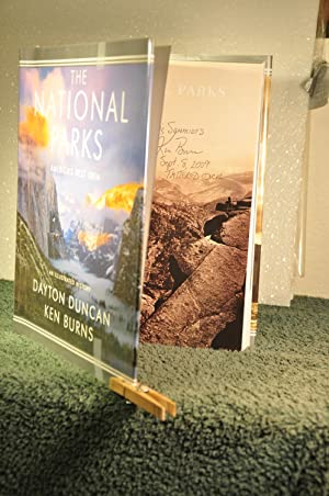 The National Parks: America's Best Idea, an: Duncan, Dayton 1949-