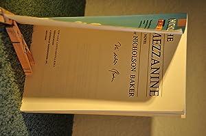 The Mezzanine **SIGNED**: Baker, Nicholson 1957-