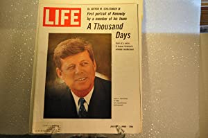 LIFE Magazine- July 16, 1965- JFK and: Hunt, George P.